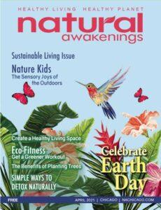 Natural Awakenings April 2021 - Dr. Meena Malhotra - Functional Medicine Doctor - Chicagoland