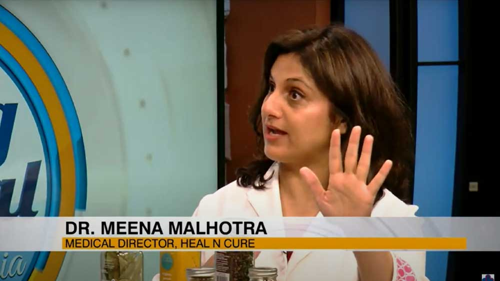 Fox Virginia welcomes Dr. Meena to teach about the benefits of certain spices for your health and how to replace salt and sugar with these super spices to improve your health and vitality.
