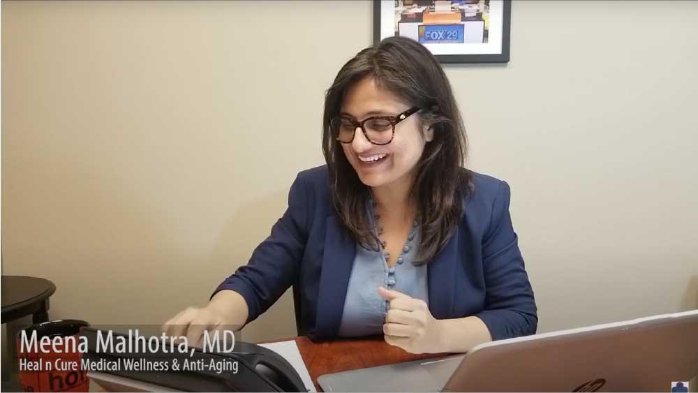 Dr. Meena Malhotra interview - The Jen Weigel Show