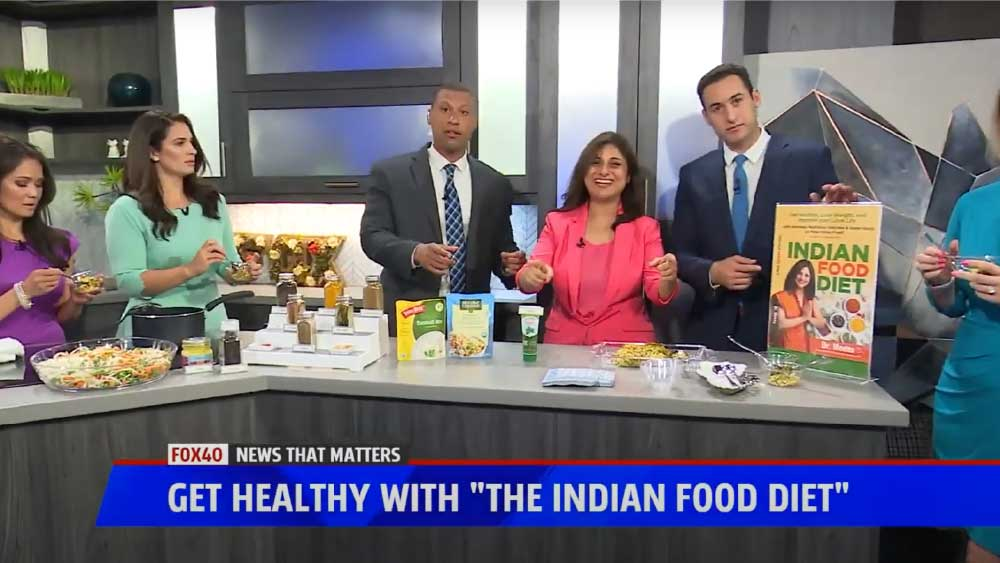 Spice up your cooking with The Indian Food Diet by Dr. Meena (Part2)